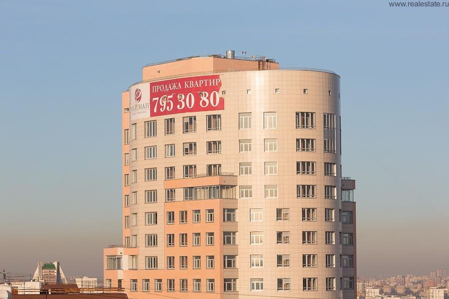 Новостройка: ЖК Флагман, Москва, Черемушки  - ID 15417