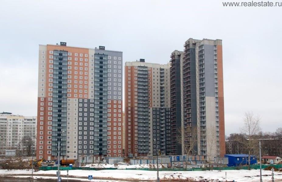 Новостройка: ЖК Мичурино-Запад, Москва, Очаково-Матвеевское   - ID 15642