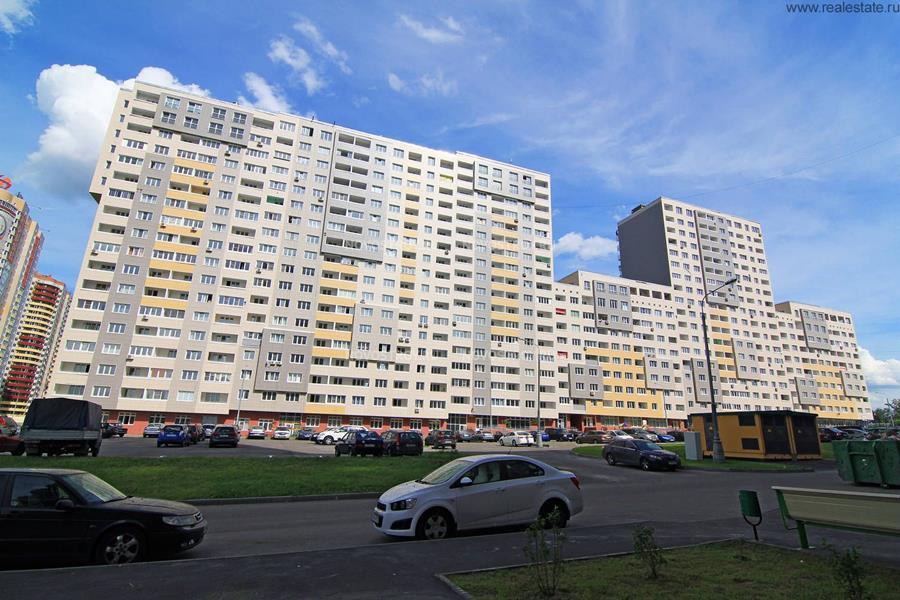 Новостройка: ЖК Балашиха Сити, Подмосковье, Балашиха - ID 23614