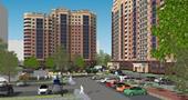 Новостройка: ЖК Северное сияние, Московская область - ID 16149