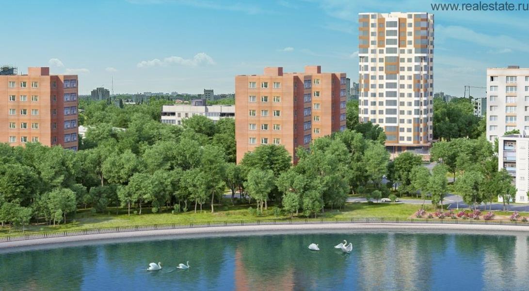 Новостройка: ЖК Фортис, Подмосковье, Пушкино - ID 24359