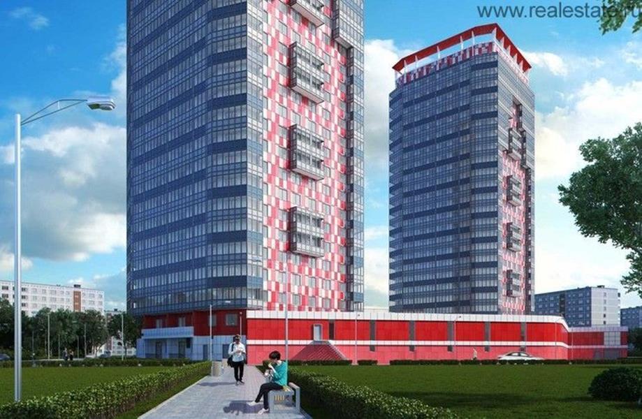 Новостройка: ЖК RED HILLS (Ред Хиллс), Подмосковье, Красногорск - ID 17636