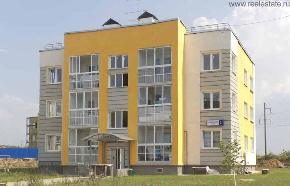Новостройка: ЖК Новое Нахабино, Подмосковье - ID 17871