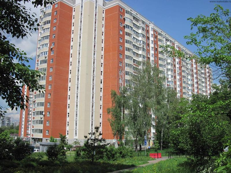 Новостройка: ЖК Нахимово, Москва, Зюзино  - ID 18488
