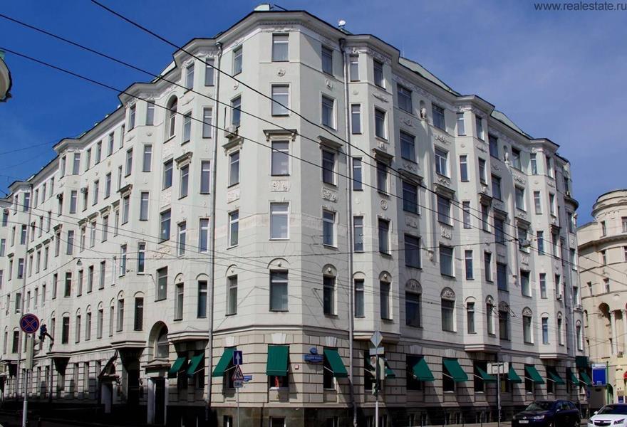 Новостройка: ЖК Полянка/44, Москва, Якиманка  - ID 18963