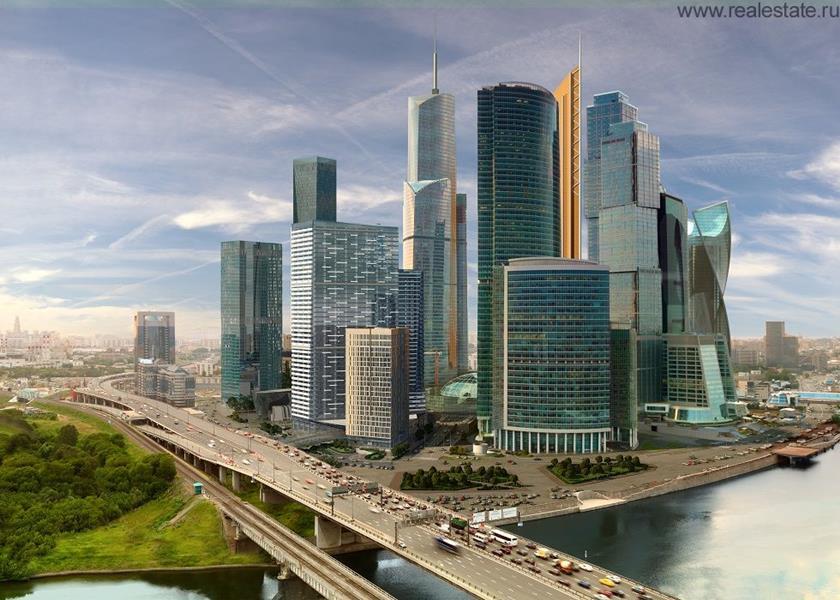Новостройка: ЖК Москва-Сити, Москва, Пресненский  - ID 24737