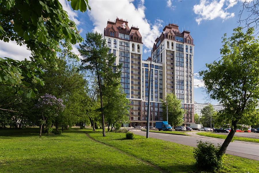 Новостройка: ЖК Соколиный форт, Москва, Богородское  - ID 26827