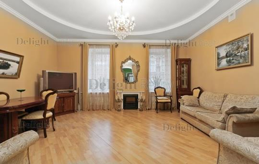 4-комнатная квартира, 120 м<sup>2</sup>, 2 этаж
