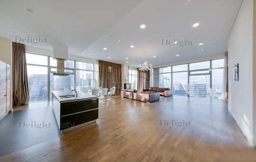 3-комнатная квартира, 235.7 м<sup>2</sup>, 58 этаж