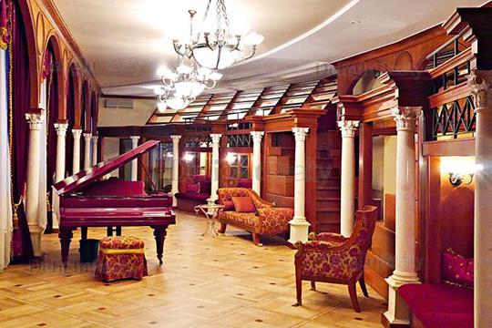 5-комнатная квартира, 325 м<sup>2</sup>, 4 этаж