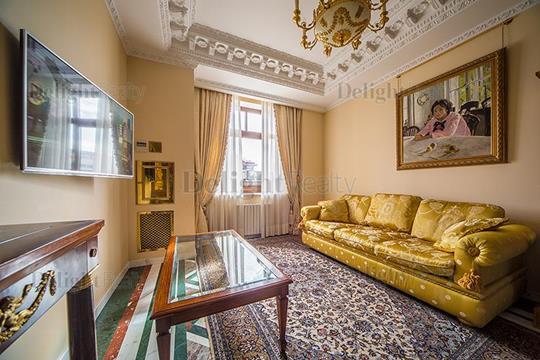 3-комнатная квартира, 101 м<sup>2</sup>, 3 этаж