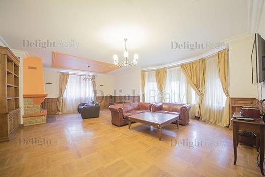 5-комнатная квартира, 550 м<sup>2</sup>, 3 этаж