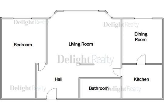 3-комнатная квартира, 125 м<sup>2</sup>, 2 этаж