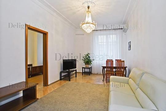 4-комнатная квартира, 125 м<sup>2</sup>, 6 этаж