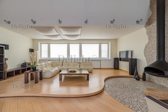 4-комнатная квартира, 200 м<sup>2</sup>, 10 этаж