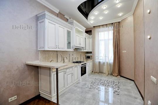 4-комнатная квартира, 126 м<sup>2</sup>, 3 этаж