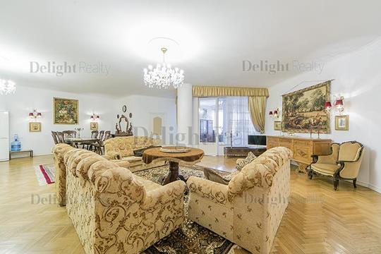 5-комнатная квартира, 227 м<sup>2</sup>, 17 этаж