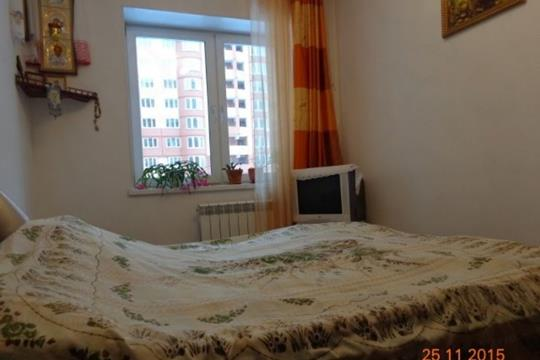 2-комн квартира, 57 м2, 2 этаж
