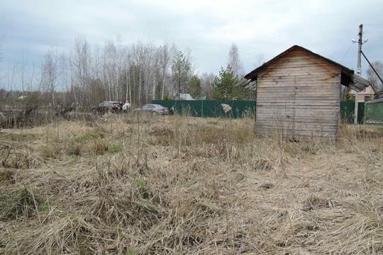 Участок, 6 соток, деревня Васютино Зарянка снт 188, Горьковское шоссе