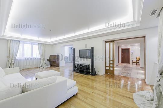 5-комнатная квартира, 186 м<sup>2</sup>, 12 этаж