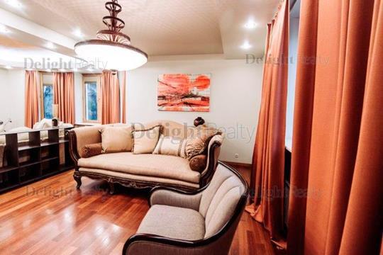 5-комнатная квартира, 520 м<sup>2</sup>,  этаж