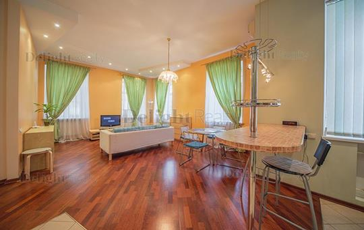 3-комнатная квартира, 88 м<sup>2</sup>, 1 этаж