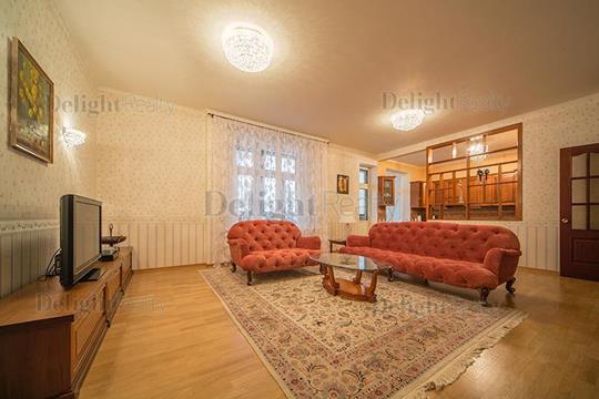 3-комнатная квартира, 120 м<sup>2</sup>, 6 этаж