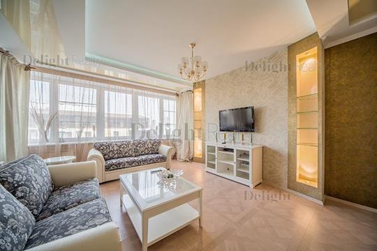 3-комнатная квартира, 110 м<sup>2</sup>, 7 этаж