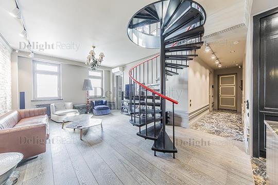 4-комнатная квартира, 182 м<sup>2</sup>, 5 этаж