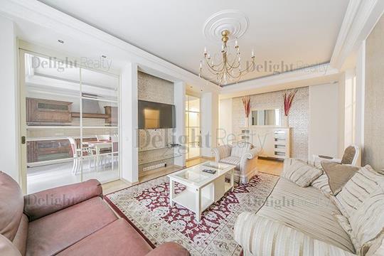 4-комнатная квартира, 150 м<sup>2</sup>, 3 этаж