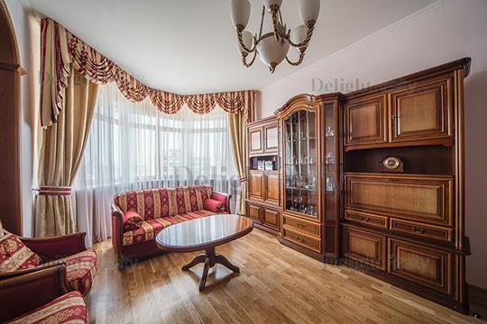 4-комнатная квартира, 160 м<sup>2</sup>, 12 этаж