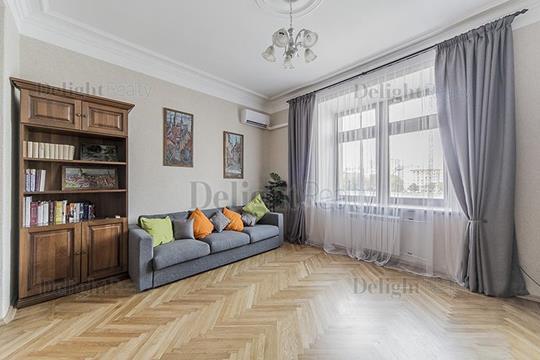 3-комнатная квартира, 87 м<sup>2</sup>, 3 этаж