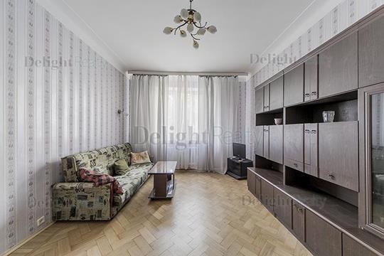 3-комнатная квартира, 72 м<sup>2</sup>, 2 этаж