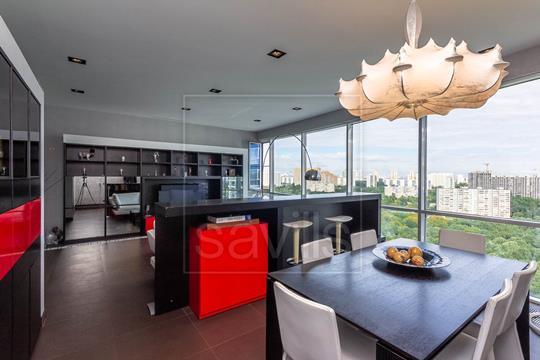 4-комнатная квартира, 170 м<sup>2</sup>, 20 этаж