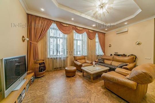 4-комнатная квартира, 120 м<sup>2</sup>, 1 этаж