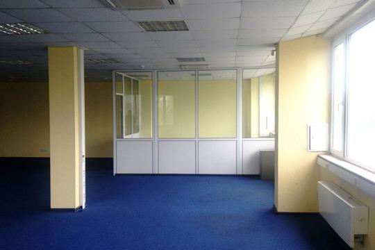 Офис, 116.7 м2, класс C