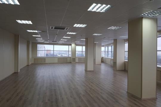 Офис, 18840 м<sup>2</sup>, класс B+