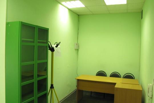 Офис, 43.4 м2, класс B