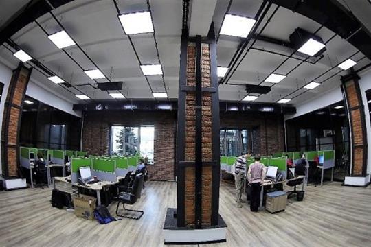 Офис, 25000 м<sup>2</sup>, класс B+