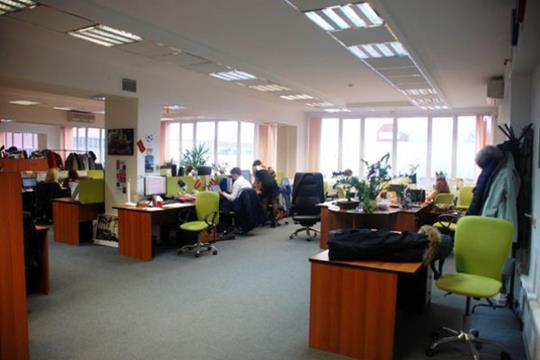 Офис, 23085 м2, класс B+