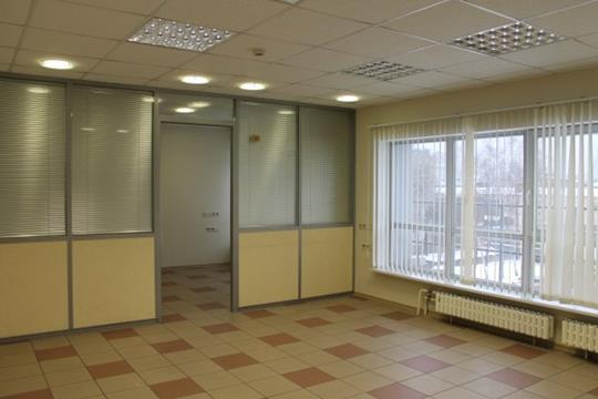 Офис, 3047 м2, класс B