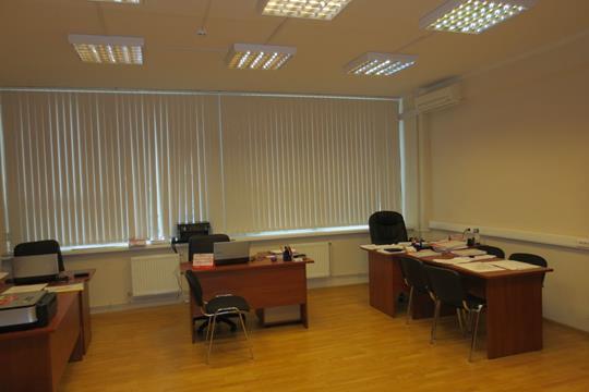 Офис, 37.3 м2, класс B