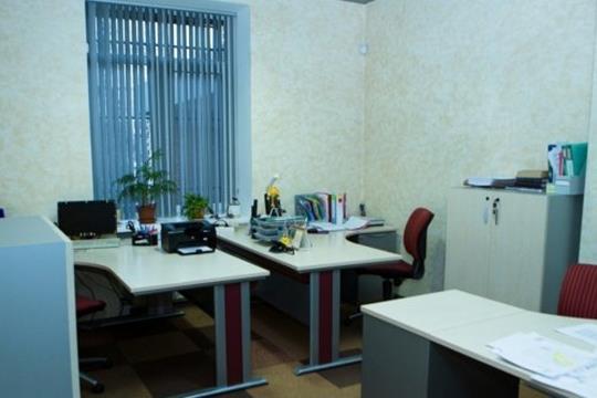 Офис, 250 м<sup>2</sup>, класс B