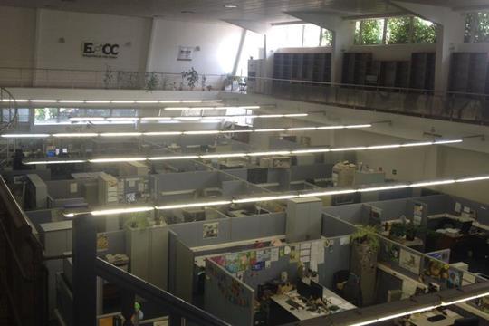 Офис, 1100 м2, класс C