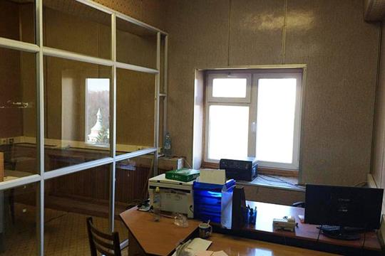 Офис, 31.8 м2, класс C