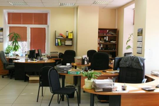 Офис, 6800 м2, класс B