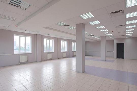 Офис, 117 м2, класс B