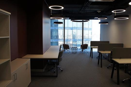 Офис, 56.49 м2, класс A+