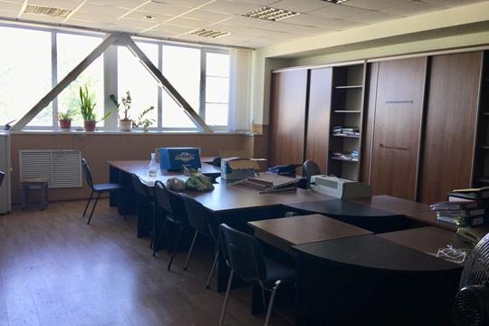 Офис, 51.4 м2, класс B