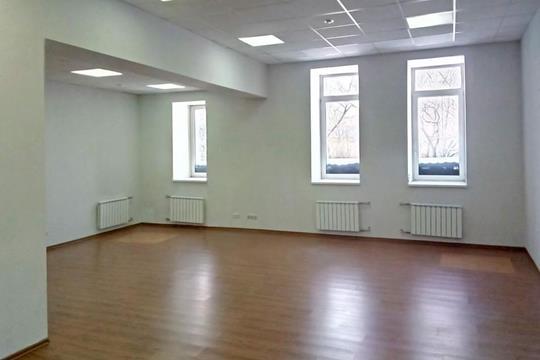 Офис, 67.3 м2, класс B+